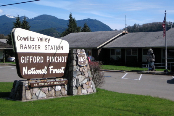Cowlitz Valley Ranger Station