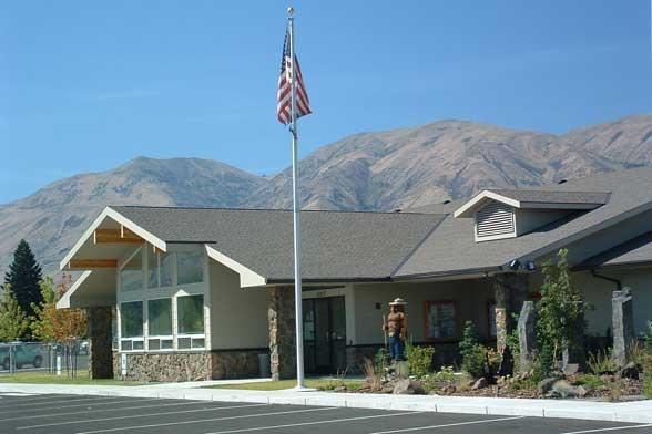 Naches Ranger Station - Naches, WA