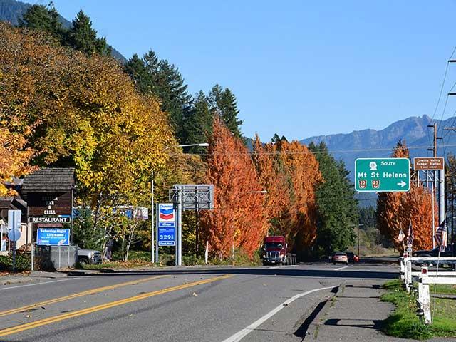 Randle, Washington