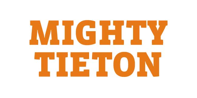 Mighty Tieton Logo