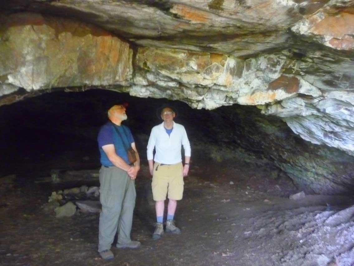 Cispus Loop Road Trip - Layser Cave