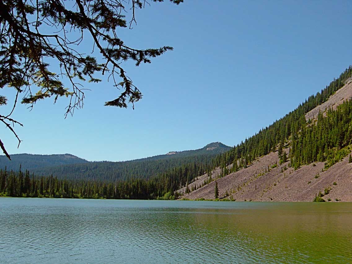 Road Trip - East Side Loop - Rimrock Lake