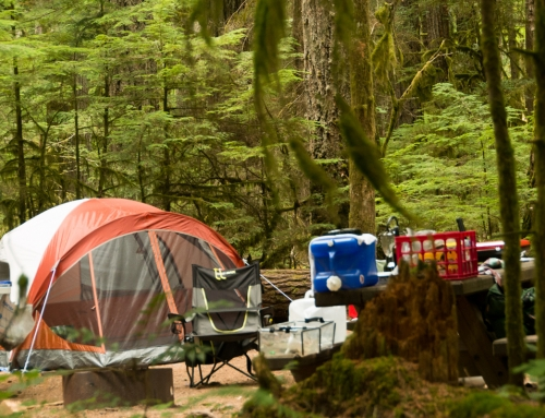Plan a Camping Trip this Memorial Day!