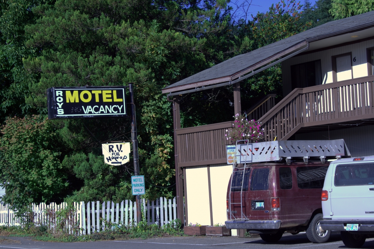 Roy S Motel And Rv White Pass Scenic Byway