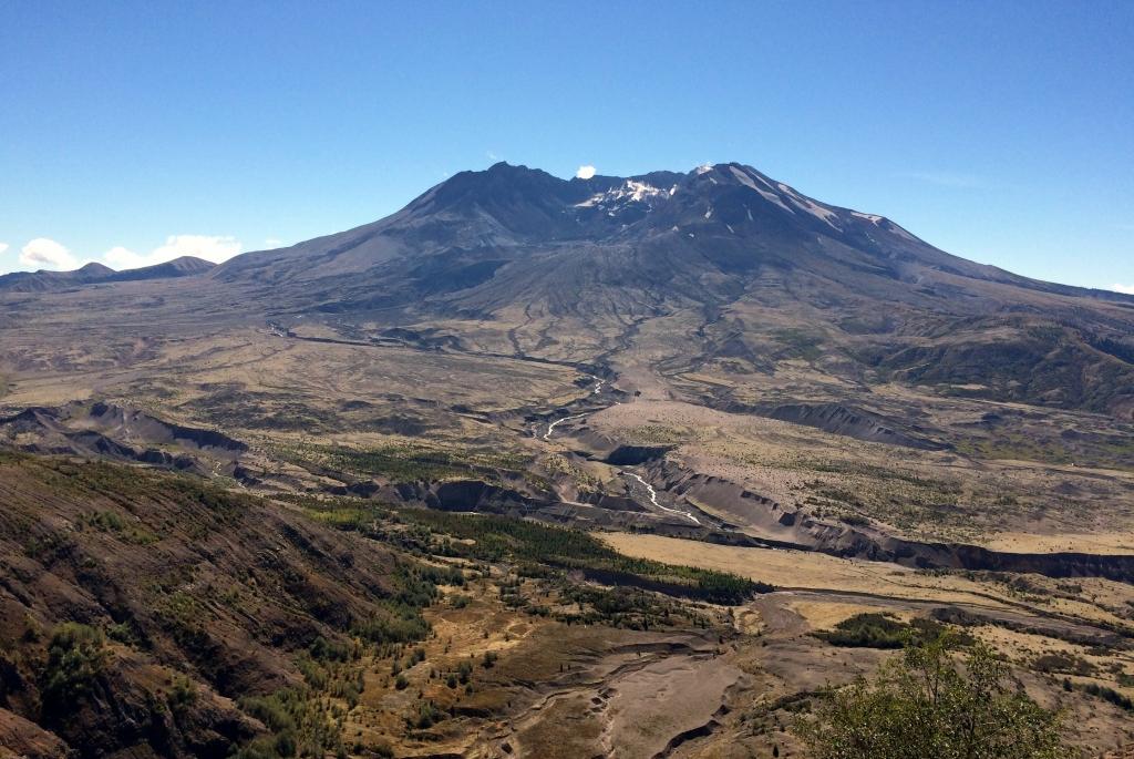 Mt. St. Helens Johnston Ridge Loop