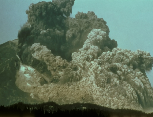 40th Anniversary of the Eruption of Mount St. Helens